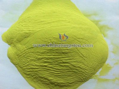 Yellow Tungsten Oxide A2