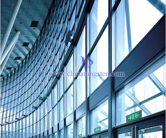 Heat Insulating Glass Coating Picture